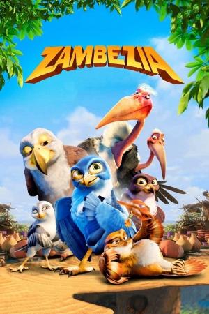 Zambezia เหยี่ยวน้อยฮีโร่ พิทักษ์แดนวิหค (2012) - Cover