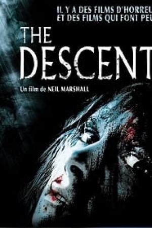 The Descent หวีดมฤตยูขย้ำโลก (2005) - Cover
