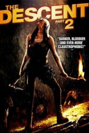 The Descent Part 2 หวีดมฤตยูขย้ำโลก 2 (2009) - Cover