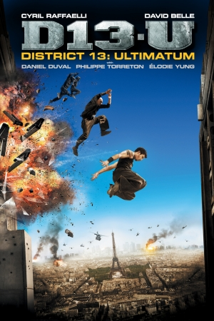 District B13 2 2009 คู่ขบถ คนอันตราย ภาค 2 - Cover