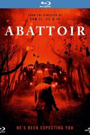 Abattoir (2016) บ้านกักผี - Cover
