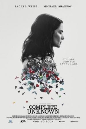 Complete Unknown กระชากปมปริศนา (2016) - Cover