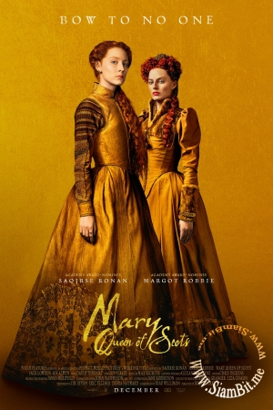 Mary Queen of Scots (2018) : แมรี่ ราชินีแห่งสกอตส์ - Cover
