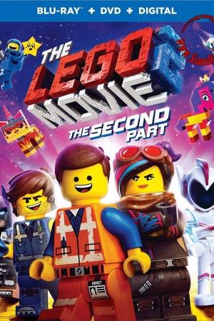 The Lego Movie 2: The Second Part (2019) : เดอะ เลโก้ มูฟวี่ 2 - Cover