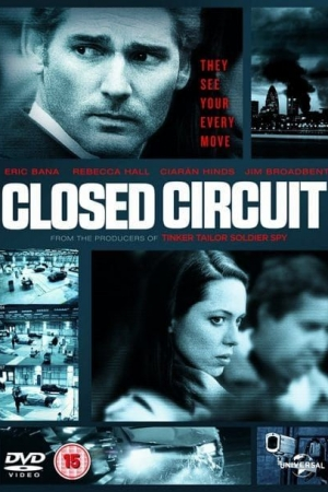 Closed Circuit ปิดวงจร ล่าจารชน (2013) - Cover