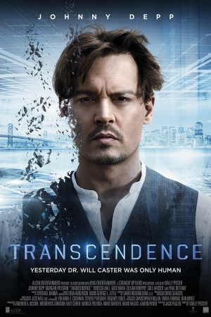 Transcendence คอมพ์สมองคนพิฆาตโลก (2014) - Cover