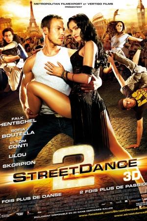 StreetDance 2 เต้นๆโยกๆ ให้โลกทะลุ 2 (2012) - Cover