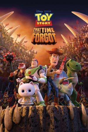 Toy Story That Time Forgot ทอย สตอรี่ ตอนพิเศษ คริสมาสต์ (2014) - Cover