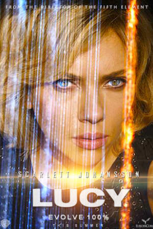 Lucy (2014) : ลูซี่ สวยพิฆาต - Cover