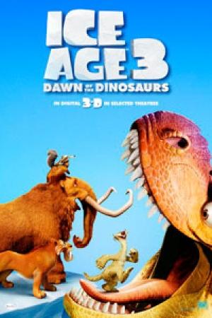 Ice Age Dawn of the Dinosaurs ไอซ์ เอจ เจาะยุคน้ำแข็งมหัศจรรย์ 3 จ๊ะเอ๋ไดโนเสาร์ (2009) - Cover