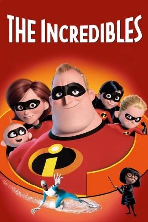 The Incredibles รวมเหล่ายอดคนพิทักษ์โลก (2004) - Cover