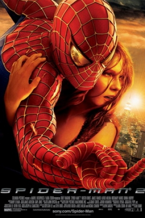 Spider-Man 2 2004 ไอ้แมงมุม ภาค 2 - Cover