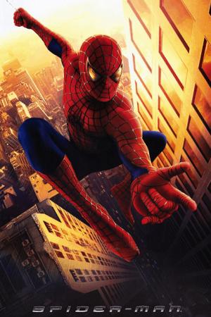 Spider-Man 2002 ไอ้แมงมุม ภาค 1 - Cover