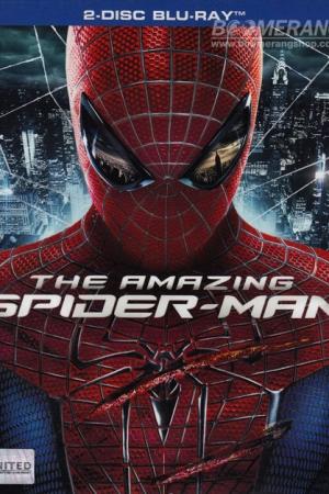 The Amazing Spider-Man ดิ อะเมซิ่ง สไปเดอร์แมน (2012) - Cover