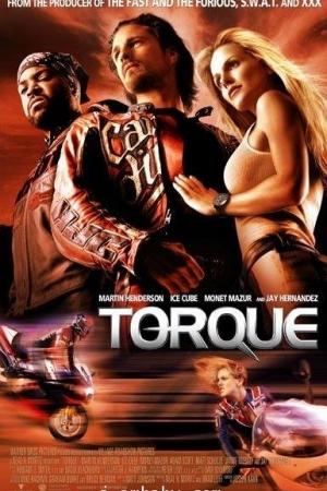 Torque ทอร์ค บิดทะลวง (2004) - Cover