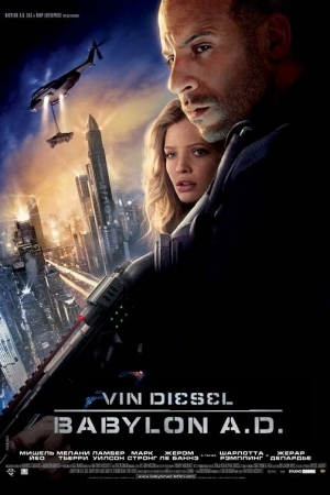 Babylon A.D. ภารกิจดุ กุมชะตาโลก (2008) - Cover
