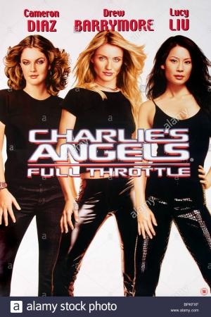 Charlie`s Angels (2003) นางฟ้าชาร์ลี 2 - Cover