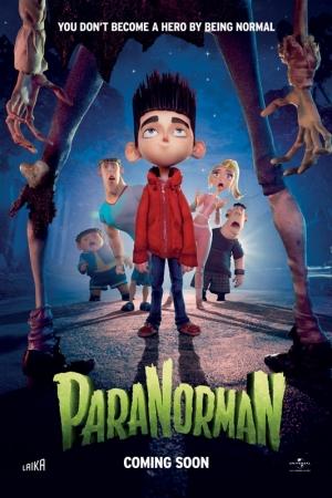 ParaNorman สยบคําสาป หมู่บ้านต้องมนต์ (2012) - Cover