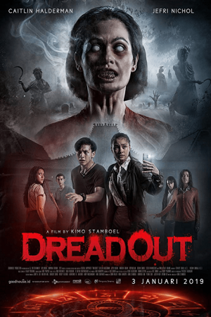 DreadOut เกมท้าวิญญาณ (2019) บรรยายไทย - Cover