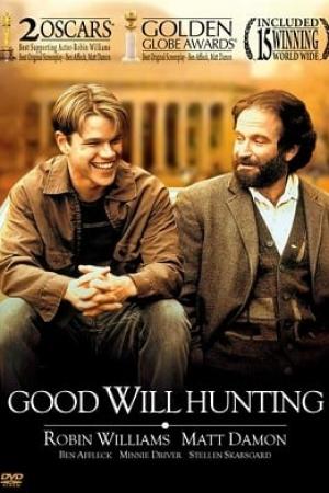 Good Will Hunting ตามหาศรัทธารัก (1997) - Cover