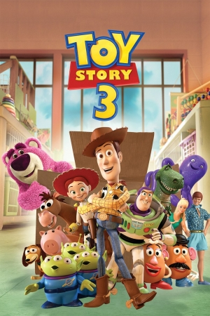 Toy Story 3 ทอย สตอรี่ 3 (2010) - Cover