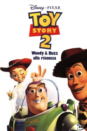 Toy Story 2 ทอย สตอรี่ 2 (1999) - Cover
