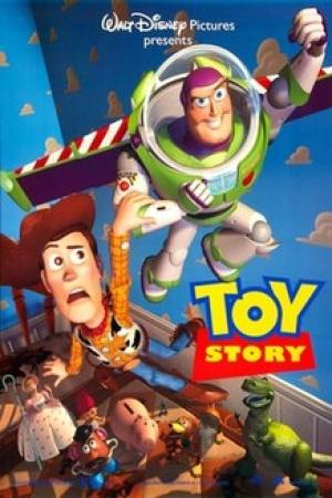 Toy Story ทอย สเตอรี่ (1995) - Cover