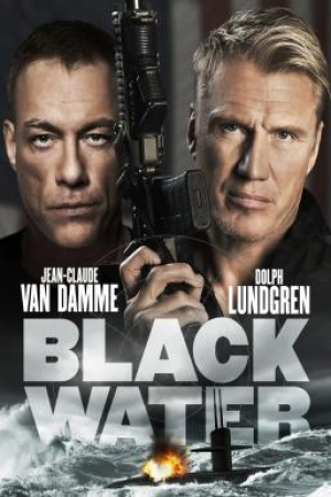 Black Water คู่มหาวินาศ ดิ่งเด็ดขั่วนรก (2018) - Cover