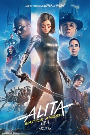 Alita: Battle Angel (2019) - อลิตา แบทเทิล แองเจิ้ล - Cover