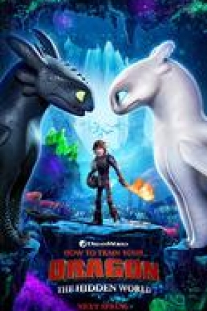 How to Train Your Dragon The Hidden World (2019) : อภินิหารไวกิ้งพิชิตมังกร 3 - Cover