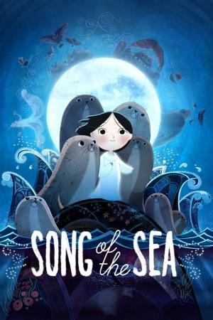 Song of the Sea เจ้าหญิงมหาสมุทร (2014) - Cover