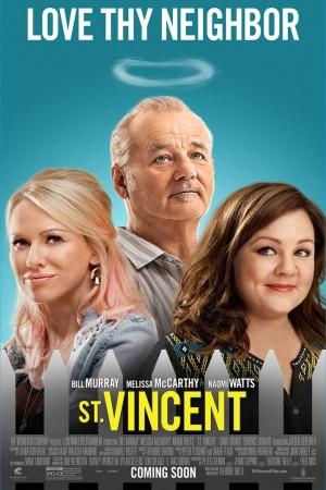 St. Vincent มนุษย์ลุงวินเซนต์ แก่กาย..แต่ใจเฟี้ยว (2014) - Cover