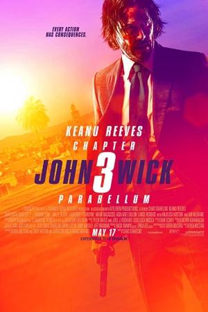 John Wick: Chapter 3 Parabellum (2019) : จอห์น วิค แรงกว่านรก 3 - Cover