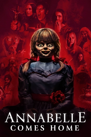 Annabelle: Comes Home (2019) | <u><strong>ตุ๊กตา</strong></u>ผีกลับบ้าน  - Cover
