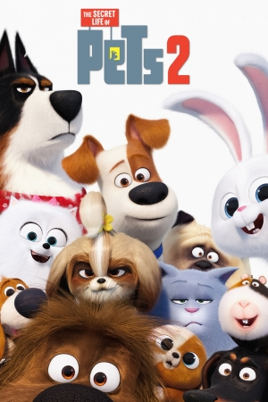 The Secret Life of Pets 2 : เรื่องลับแก๊งขนฟู 2 - Cover