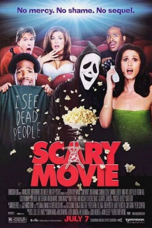Scary Movie 1 ยําหนังจี้ หวีดดีไหมหว่า ภาค 1 (2000)  - Cover