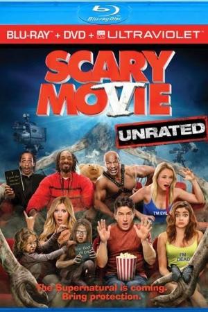 Scary Movie 5 ยำหนังจี้ เรียลลิตี้หลุดโลก ภาค 5 (2013) - Cover