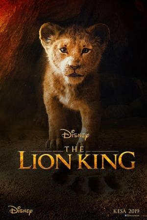 The Lion King (2019) : ไลอ้อน คิง - Cover