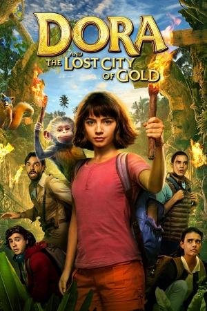 Dora and the Lost City of Gold (2019) : ดอร่า และเมืองทองคำที่สาบสูญ - Cover
