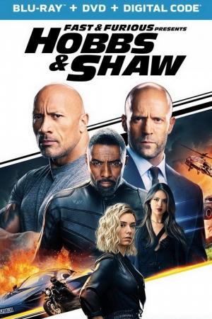 Fast & Furious: Hobbs & Shaw 2019 เร็ว...แรงทะลุนรก ฮ็อบส์ & ชอว์ - Cover