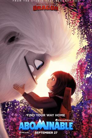 Abominable เอเวอเรสต์ มนุษย์หิมะเพื่อนรัก (2019) - Cover