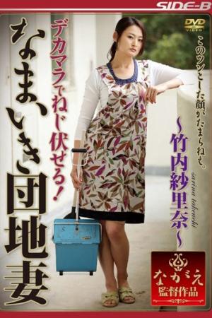 ซับไทย NSPS-208 Risa Murakami แม่บ้านจอมจุ้น กับพ่อหนุ่มนัก yes - Cover