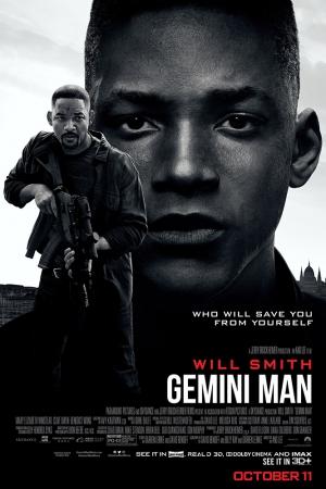 Gemini Man (2019) : เจมิไน แมน - Cover