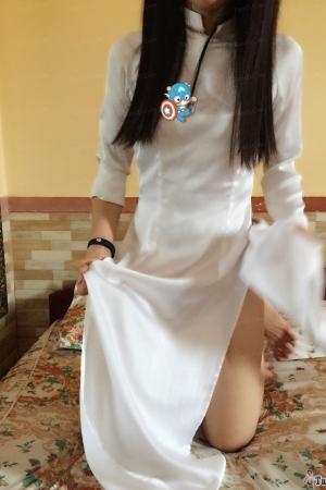 สาวเวียตนาม เอากับครูในโมเต็ล