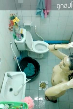 แอบถ่ายน้องเมียอาบน้ำเสร็จ yesกับแฟนต่อ
